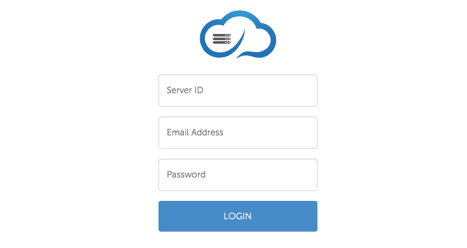 CloudPanel Login